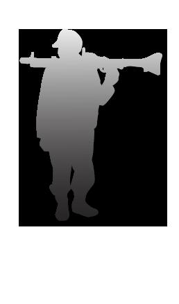 clipart cijfers silhouette